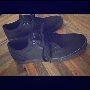 New without tags Black Women's Vans